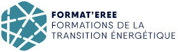 Logo de Formateree - Formations de la transition énergétique